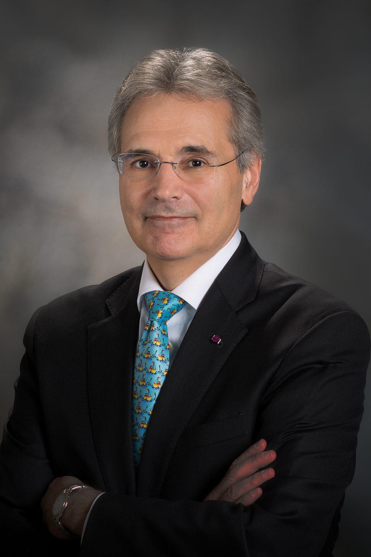 Ronald A  DePinho | MD Anderson Cancer Center