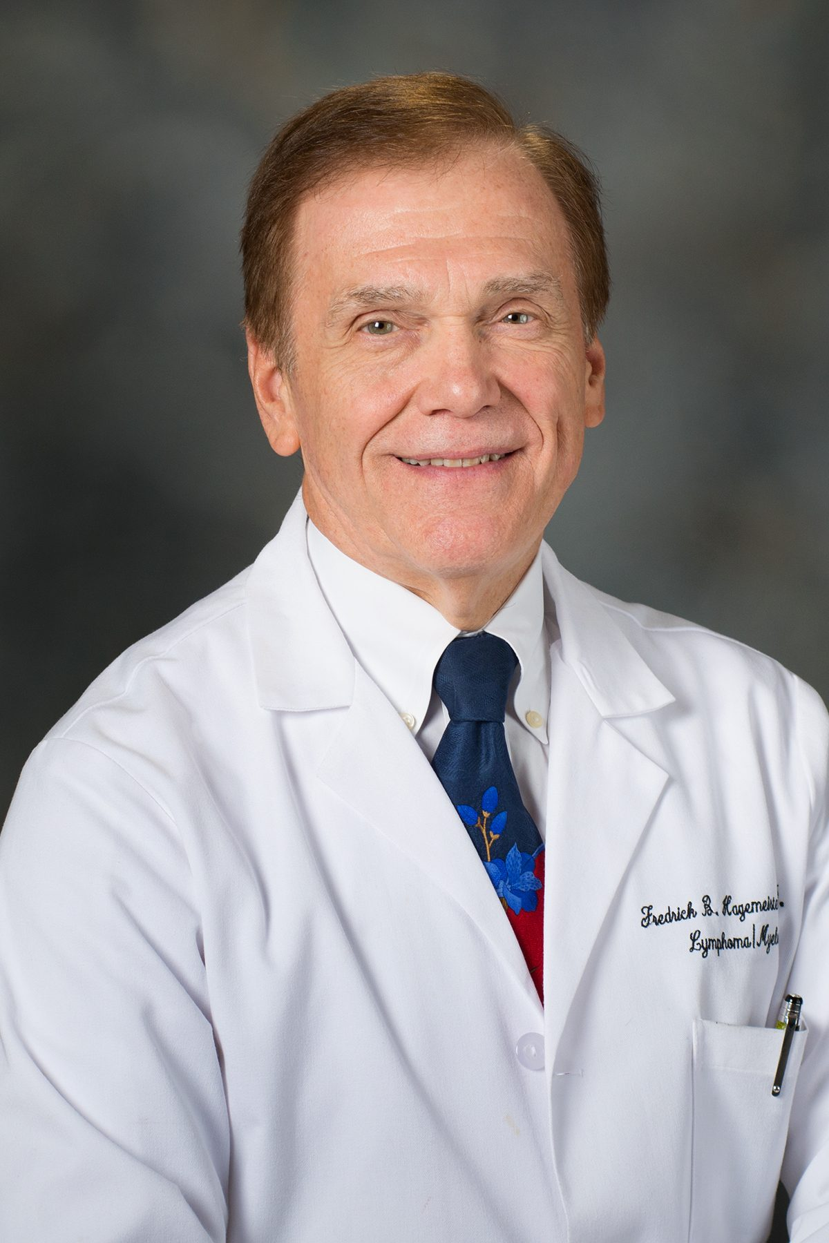 Fredrick B  Hagemeister | MD Anderson Cancer Center