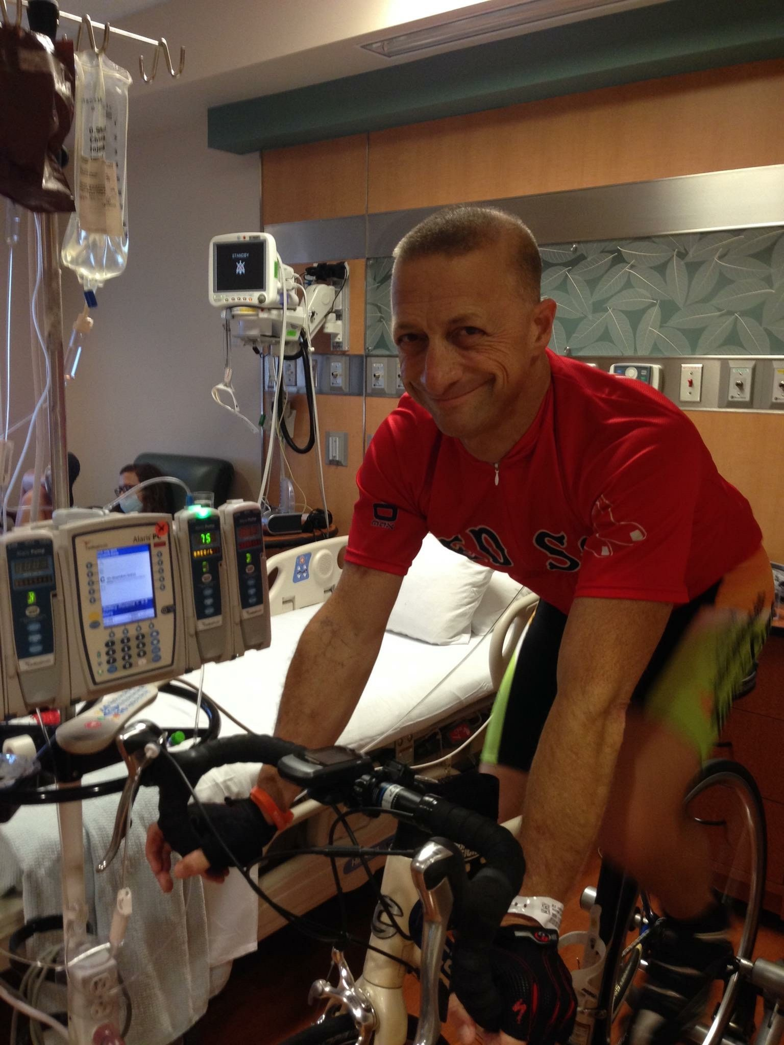 Cancerwise blog post: Gary Rudman overcame multiple myeloma with clinical trials and a stem cell transplant.