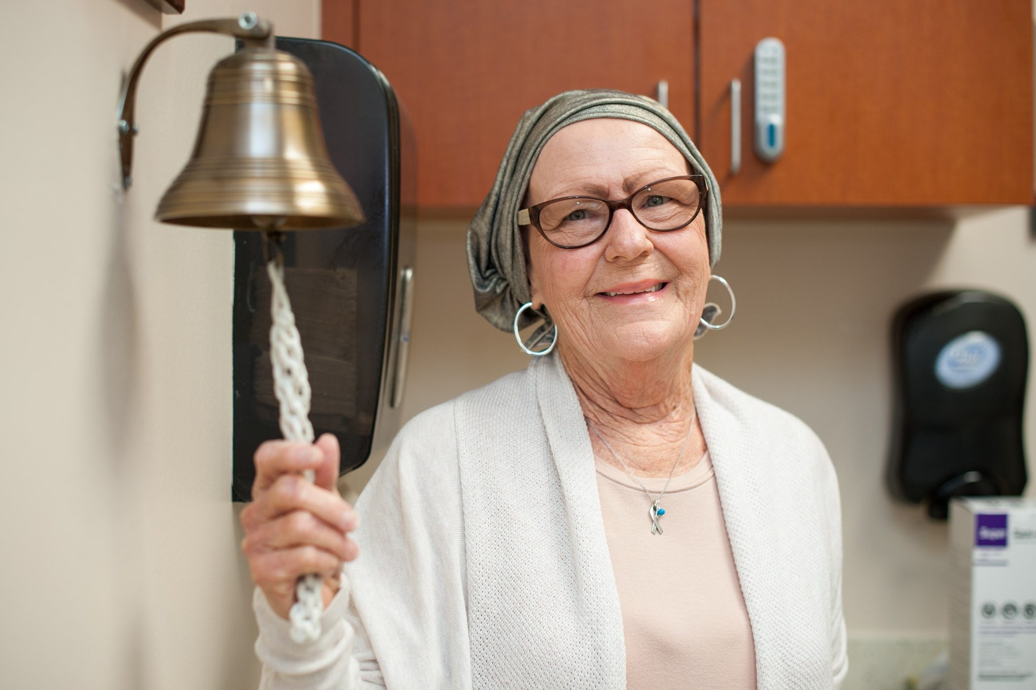 Ovarian Cancer Patient Finds Success With Immunotherapy Clinical Trial Md Anderson Cancer Center