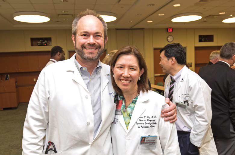 William Wierda and Karen Lu