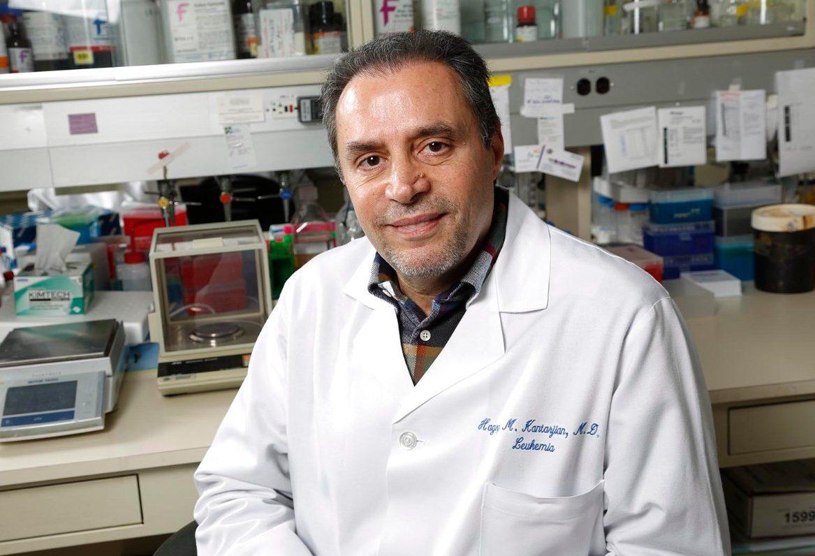 Prof. Hagop Kantarjian